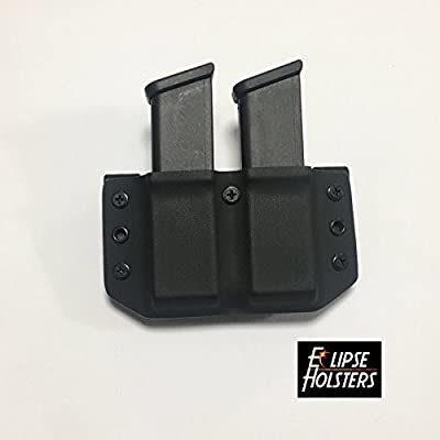 Glock Double Mag pouch 9/40/357