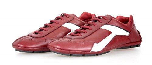 Prada Hombre 4e27916DT f0d27Piel Zapatillas/zapatillas