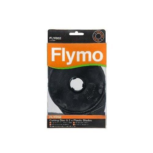 Flymo FLY052 para cortacésped discos de corte para y de freno para ...