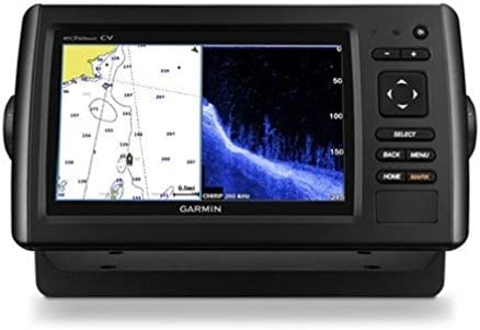 Garmin Echomap Chirp 74Cv with transducer, 010-01801-01