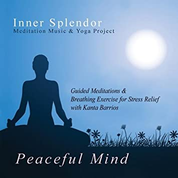 Peaceful Mind- Guided Meditation, Breathing Exercise, and Yoga Nidra Relaxation with Kanta Barrios
