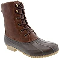 London Fog Womens Wonder Cold Weather Duck Boot