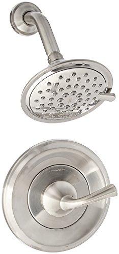 American Standard T106507.295 Romantic Patience PB Shower Trim 1.8 BN, Brushed Nickel (American Standard Petal)