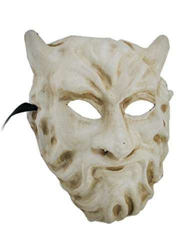 Bauer Pacific Men's Full Face Solstice Masquerade (Winter Solstice Party Costumes)