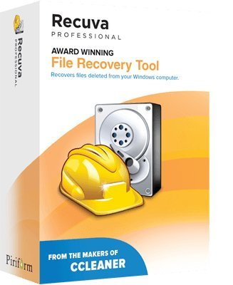 Recuva Professional Data Recovery | 1 Year/1 PC | Updates
