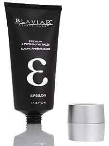 Epsilon by Blaviar   Ultra-Luxury Eau de Cologne After-Shave Balm, 5 fl oz / 150 mL