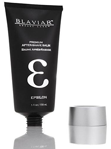 Blaviar | Ultra-Luxury Eau de Cologne After-Shave Balm, 5 fl oz / 150 mL (Epsilon)