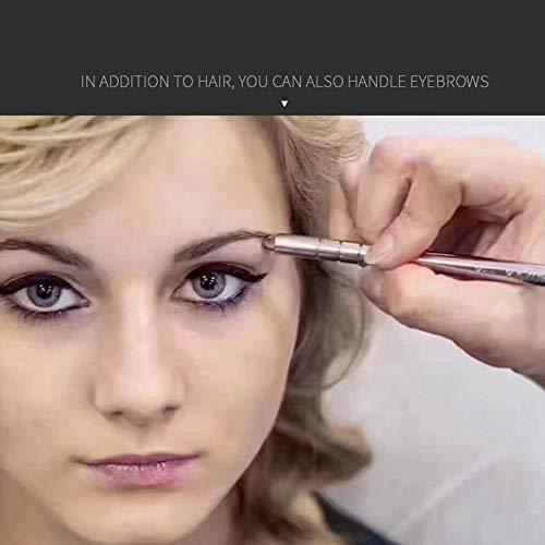 10PCS Multifunction Hair Trimmer Blades Pro Salon Razor Blades Stainless Steel Shavings Eyebrows Blades for Engraving Pen