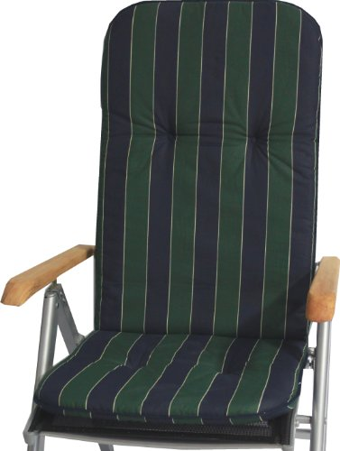 beo MS06 Catania HL piping pad for chair, circa 47 x 116 cm, approximately 5 cm thick
