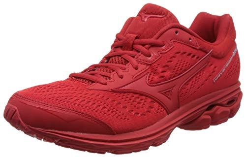 中亚Prime会员 :Mizuno 美津浓 WAVE RIDER 22 男款跑步鞋 489元