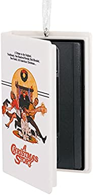Hallmark A Christmas Story Retro Video Cassette Case Christmas Ornament