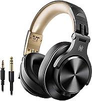 Casque Bluetooth sans Fil OneOdio Casque Audio DJ Casque Studio Casque Filaire Casque Monitoring avec Prise 6.35 & 3.5mm...