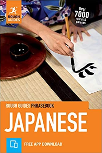The Rough Guide to Japanese Dictionary Phrasebook 3