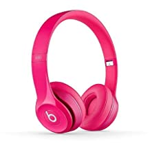 Beats Solo 2 On-Ear Headphones, MH8W2AM/A, Pink