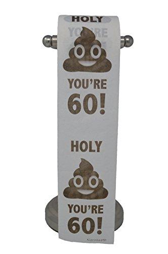 Happy 60th Birthday Toilet