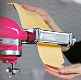 Kitchenaid KPRA Pasta Roller and cutter for