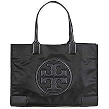 Tory Burch Women's Ella Nylon Top-Handle Bag Tote