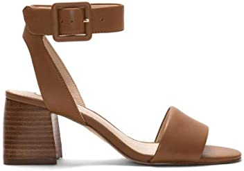 74513c758545 Louise Et CIE Womens Kaden Leather Open Toe Casual Ankle Strap Sandals