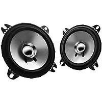 2) New Kenwood KFC-C1055S 4 210 Watt 2-Way Car Audio Coaxial Speakers Stereo