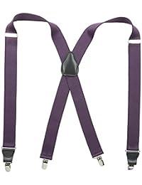 Stacy Adams Men's Clip On Suspenders