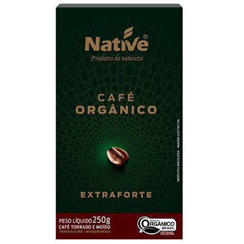 Café Orgânico Torrado e Moído Extraforte 250G Native Native Sabor Outro
