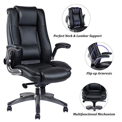 REFICCERfice Chair High Back