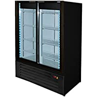 Fagor Refrigeration FM-10-SL54 Slim Line Glass Door Merchandiser Refrigerator 54 H