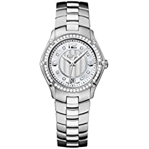 Ebel Watch Women Sport Stainless Steel 1216189 case 27mm