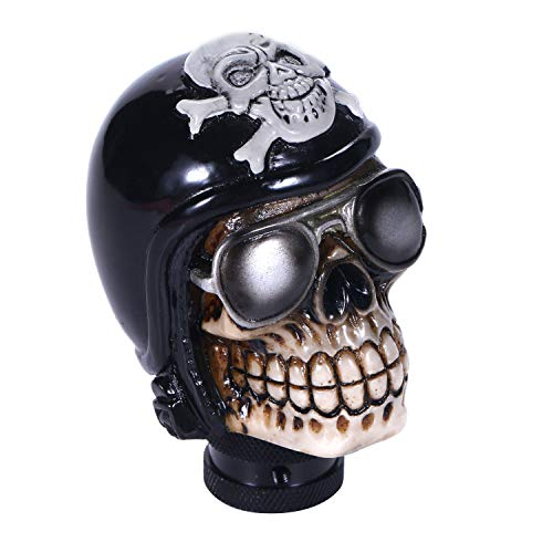 Bashineng Pirate Stick Shifter Knob Skull Shape