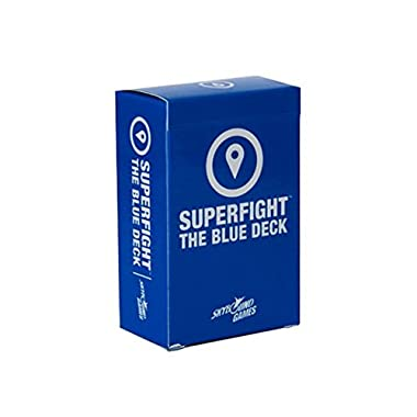 SUPERFIGHT: The Blue Card Deck