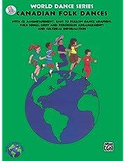 Canadian Folk Dances: Book and CD
