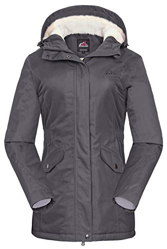 svacuam Women's Waterproof Windproof