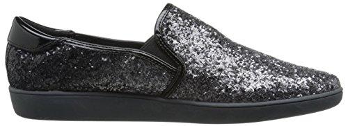 Nine West Lildevil sintético zapatilla de deporte de moda Pewter Multi