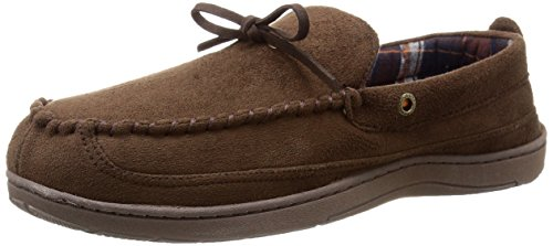 Dockers Men's Moccasin Classic Slippers