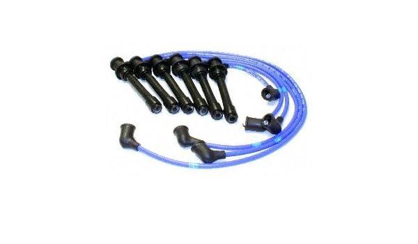 NGK Spark Plug Cables - OEM Set - Santa Fe - - - xx91 - N/A: Amazon.es: Coche y moto