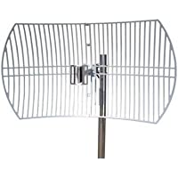 TP-Link Network TL-ANT2424B 2.4GHz 24dBi OutdoorGrid Antenna N-type Connector