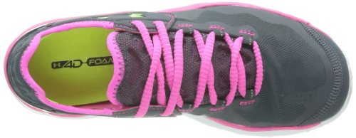 2 Ua Green Noir Rc Womens W Lead Running Under Pinkadelic Armour Shoes Charge WBqfw7AnEY