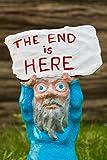 Zombie Gnomes: LARGE Doomsday Dan