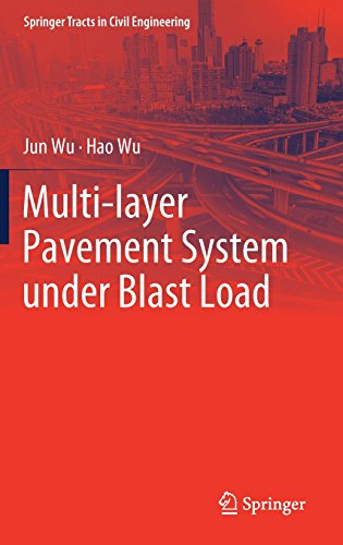 Multi-layer Pavement System under Blast Load (Springer Tracts in Civil - Glasses 3d New Test
