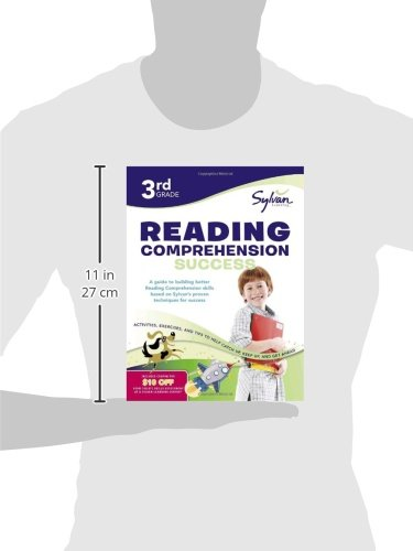 Amazon.com: 3rd Grade Reading Comprehension Success: Activities ...