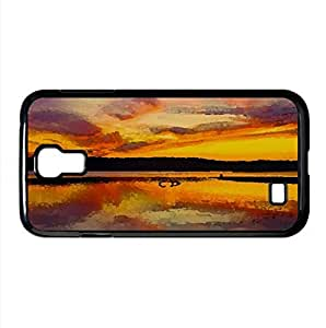 Last Night, Last Light Watercolor style Cover Samsung Galaxy S4 I9500 Case (Kansas Watercolor style Cover Samsung Galaxy S4 I9500 Case)