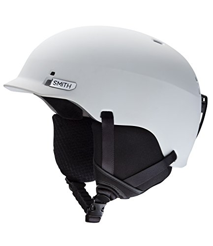 Smith Optics Gage Adult Ski Snowmobile Helmet - Matte White / Large