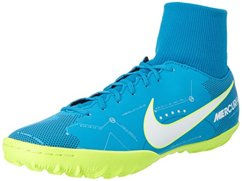6 TF Chaussures Homme Orbit Victory DF Football MercurialX de White Navy NJR Volt Turquoise Armory Blue Nike XqAR1gn