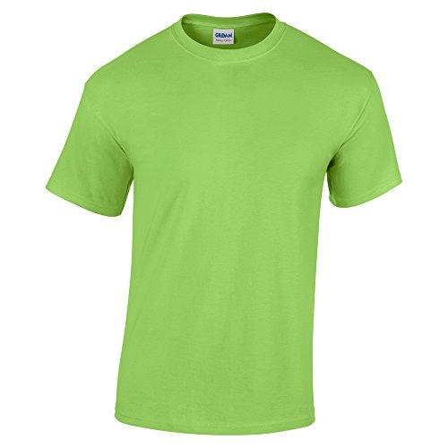 Gildan Heavy Cottontm adulto t-shirt Lime Medium