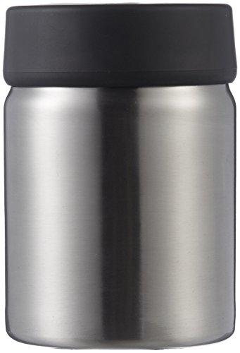AmazonBasics Stainless Steel Toothbrush Holder - Black