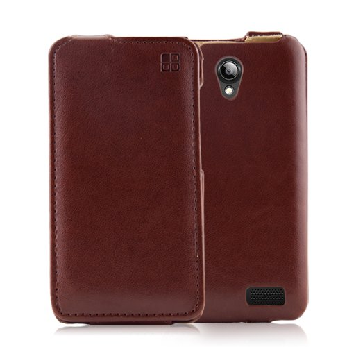Elk Pace IMUCA Phone Cases For Lenovo A319 Case Cover Luxury Flip Leather Protective
