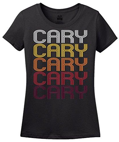 Cary, NC | Retro, Vintage Style North Carolina Pride T-shirt