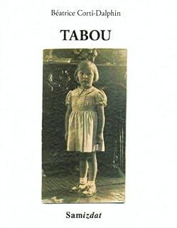 Tabou : poèmes, Corti-Dalphin, Béatrice