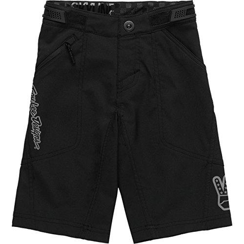 Troy Lee Designs Skyline Shell Big Boys' BMX Shorts - Black / 26