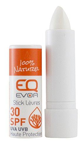 EQ Evoa Lippenbalsam Sonnenschutz hoher Schutz SPF 30